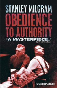 Cover of the book Obedience to Authority by Stanley Milgram